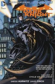Batman The Dark Knight Vol 2 Cycle Of Violence By Gregg Hurwitz