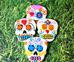 Easy Sugar Skull Day Of by Of The Dead Dia De Los Muertos Sugar Skull Cookies Recipe
