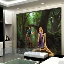 decoration chambre raiponce chambre princesse disney