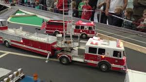 100 Truck San Francisco RC Action FIRE DEPARTMENT SPECIAL YouTube