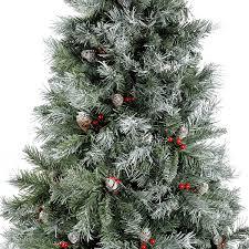 Slim Pre Lit Christmas Tree Argos by Werchristmas Scandinavian Blue Spruce Christmas Tree Includes Pine