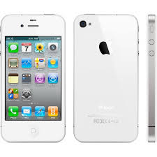 Apple iPhone 4 8GB A1332 white Refurbished Smartphones