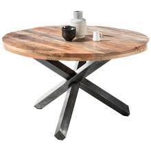 massivholztisch amsterdam 119 mit tischplatte aus mango wood