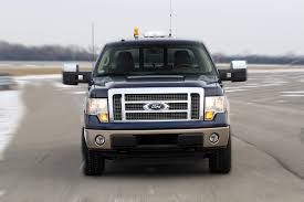100 Truck Driving Test On The Very Bumpy Road With Fords Robotic Almostselfdriving