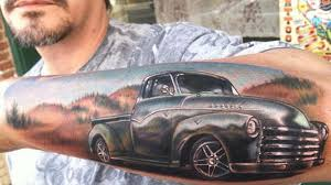 Wild Car-Themed Tattoos | AutoTRADER.ca The Marines Ease Tattoo Rules The Rictest In Military Fox News Inksanity Tattoo Studio Rome Ny Coverup Shop Big Truck Tattoos Carmel Clinic Takes Care Of Grets Psychedelic Customized Rigs India Wired Night Train Trucking Disorderly Conduct Terry Akunas Presidents Love For Trucks Feels Racist Volvo Vnl 670 Mama Skins Mod American Truck Simulator Norwegian Teen Tattoos Mcdonalds Receipt On His Arm Confirms 35 Chevy For Proud Chevrolet Owners Pictures Free Semi Download Clip Art Vector Abstract Creative Tribal Royalty