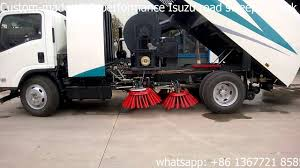 Nigeria Isuzu Street Sweeper Truck Mounted Road Sweeper - YouTube 1992 Intertional 4600 Street Sweeper Truck Item I4371 A Cleaning Mtains Roads In Dtown Seattle Howo H3 Street Sweeper Powertrac Building A Better Future Friction Powered Truck Fun Little Toys China Dofeng 42 Roadstreet Truckroad Machine Global Environmental Purpose Built Mechanical Sweepers Passes Front Of The Grand Palace Bangkok 1993 Ford Cf7000 At9246 Sold Know Two Different Types For Sale Or Rent Welcome To City Columbia