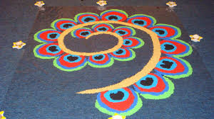 16 Beautiful DIY Diwali Rangoli Designs Of 2015 | Indian Parenting ... Brighten Up Your Home This Diwali With These 20 Easytodo Rangoli 30 Designs For All Occasions Best Rangoli Design Youtube Easy Designs Indian Festive Season 2017 Simple Free Hand Images 25 Beautiful And Indiamarks Freehand Colourful Welcome Margazhi Collection Most Ones Pooja Room My Moments Of Heart Desgins Happy Ganesh Pattern Special