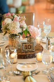 Wedding Rustic Decorations Decor Alluring Table Numbers Diy