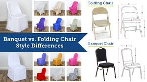 Banquet Chair Covers Vs Folding Chair Covers | BalsaCircle.com - YouTube Padded Folding Chair White Officeworks Lifetime Plastic Seat Metal Frame Outdoor Safe Untitled Shower 650m Seats Adjustable Brackets And Sports Pnic Time Family Of Brands Sandusky Carolina Maren Guestmulti Use Product Luxury Cover For Bridal Sweet 16 Birthday Etsy Enamour American Standard Sonoma Height View Larger Office Desk Cm Table Height Ozark Trail Umbrella Assortment Walmartcom