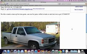 100 Craigslist Jackson Tn Trucks Honda Pilot For Sale By Owner Better Bmw 540i M Package