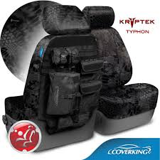 Coverking Kryptek Typhon Camo Tactical Front Seat Covers For Hummer ...