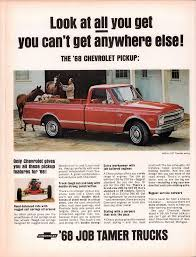 1968 Chevrolet CST Fleetside Pickup Truck Advertisement Li… | Flickr Autolirate 1968 Chevrolet K10 Truck Chevy Short Wide Pickup Restoration Call For Price Or Questions C10 Work Smart And Let The Aftermarket Simplify Sale Classiccarscom Cc1026788 Pickup Item Ca9023 Sold July 1 12ton Connors Motorcar Company Truck Has Remained In The Family Classic Trucks Only American Eagle Wheels Photo Ideas Beginners