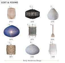 Crate And Barrel Meryl Floor Lamp by My Favorite 37 Online Lighting Resources Emily Henderson