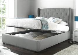 Roma Tufted Wingback Bed by King Size Wingback Bed U2014 Derektime Design Classic Wingback Bed