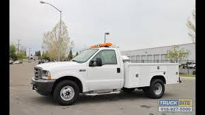 100 Utility Truck For Sale 2003 D F350 XL Super Duty 9 For Sale By Site