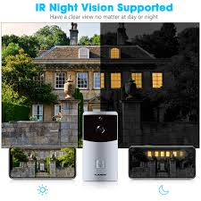 Wireless Home Security Cameras System4CH 1080P HD NVR Outdoor Surveillance System With 2MP Outdoor IP Security Cameras P2P Wifi NVR Kits Night