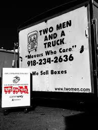 TWO MEN AND A TRUCK 2013C N Willow Ave, Broken Arrow, OK 74012 - YP.com