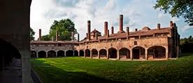 Moravian Pottery And Tile Works Wedding by Cultural Partners James A Michener Art Museumjames A Michener