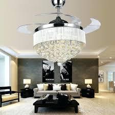 Ceiling Fan Light Buzzing Noise by Led Ceiling Fan Light Inch Crystal Ceiling Fan Light Modern Led