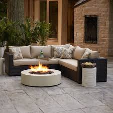 Lowes Canada Patio String Lights by Shop Allen Roth Westmount 3 Piece Sectional Wicker Sofa Set At