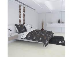 baumwoll wendebettwäsche renforce you me schwarz weiß gold 135 x 200 cm