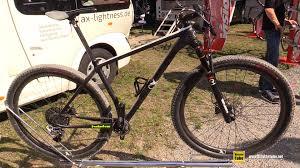 2016 AX Lightness Vial Evo Xc Prototype Mountain Bike Walkaround