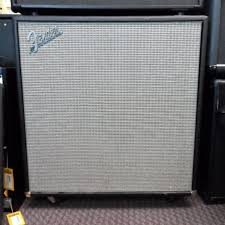 Mesa Boogie Cabinet 4x12 by Used Fender Tonemaster 4x12 Guitar Speaker Cabinet Guitar