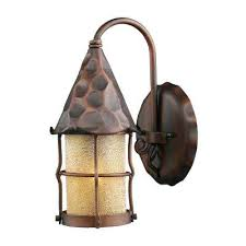 sconce cooper lighting wall sconce copper outdoor wall sconce
