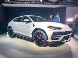 2019 Lamborghini Urus: Raising The Ante In Luxury Performance ...