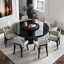 Round Contemporary Dining Tables For Your Room