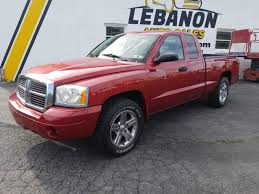 Used 2007 Dodge Dakota SLT In Lebanon, PA - Lebanon Auto Sales