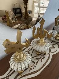deko wohnzimmer sehr edel mit strasssteinen
