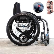 fauteuil roulant manuel avec assistance electrique motorisation électrique yomper 2 0 pour fauteuil roulant manuel