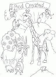 Bible Coloring Pages Story Printable Sheets Creation For Preschoolers Are To Use Colouring
