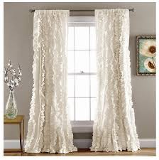Lush Decor Belle Curtains by Mattresses Carpets Box Springs Sheet Sets Pillows Curtains