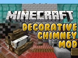 Minecraft Decorative Chimney Mod