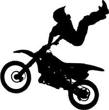 wall decal look motocross decals for walls dirt bike vinyl