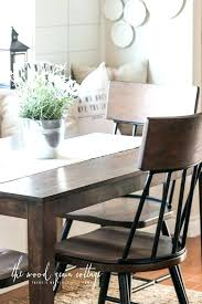small breakfast nook table – ezpassub