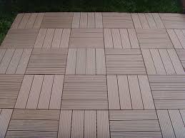exterior how to install interlocking deck tiles with green grass
