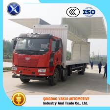 100 Dump Truck Body Strong Corrosion Resistance Hot Sale Frp Wing Opening Box