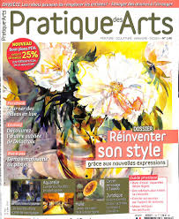 Abonnement Pratique Des Arts Magazine
