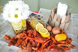crawfish boil the party place