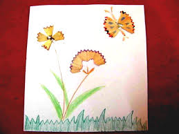 Simple Craft Work With Waste Material Trckroi Step By Google Seeds S Learn Easy Art And