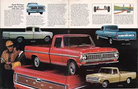 1970 Pickup Ford Truck Sales Brochure 1974 Ford F100 Truck Slvr Youtube F250 Brush Fire Truck Item 7360 Sold July 12 Fseries Pickup History From 31979 Dentside Is Ready To Surf Fordtruckscom View Awesome For Sale Elisabethyoungbruehlcom For Sale Near Las Vegas Nevada 89119 Classics On Classic Cars Sold Affordable Colctibles Trucks Of The 70s Hemmings Daily Questions Can Some Please Tell Me Difference Betwee