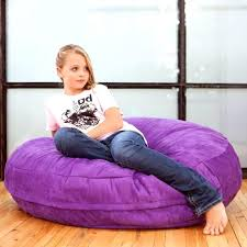 Kids Personalized Bean Bag Chairs Toss Rules