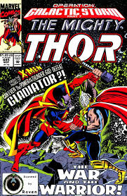 007 The Mighty Thor 445