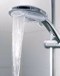 wellness handbrause mit schwall strahl bad zubehör duschkopf brause ebay