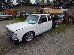 100 Low Rider Truck Chev S10 Low Rider Truck Needs Restoring 350 Small Block