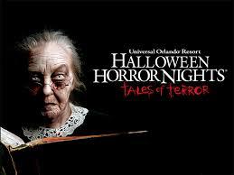 Universal Studios Orlando Halloween Horror by Behind The Thrills Screams Of The Past Halloween Horror Nights