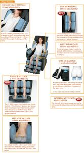 Fuji Massage Chair Japan by Ec 3900 Cyber Relax Fujiiryoki 4d Massage Chair Made In Japan